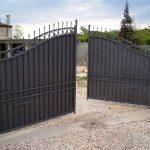 cancelletto e cancello carraio (2)