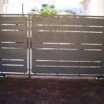 cancello due ante stile moderno (1)