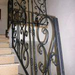 scala ferro battuto (3)
