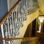 scala legno e ferro bianca (4)